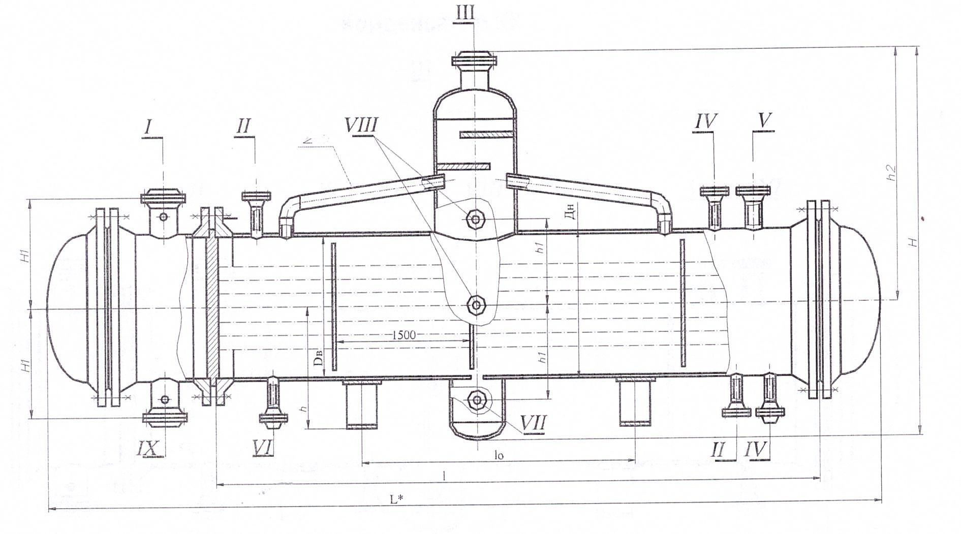 Кожухотрубчатые испарители типа ИХ Калуга HeatGuardex CLEANER 826R - Очистка систем отопления Махачкала